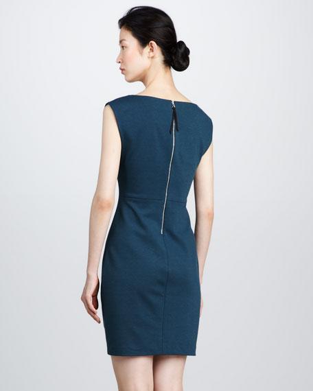 Sofia Fitted Dress