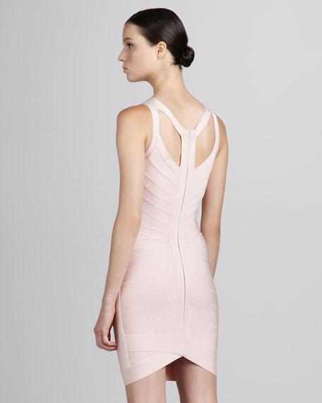 Reversible Bandage Dress