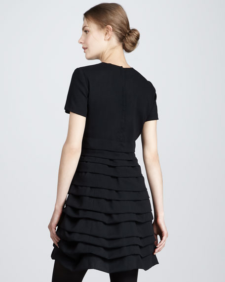 Natalia Tiered Dress