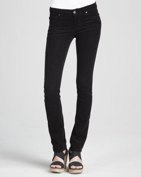 Verdugo Skinny Cords, Black