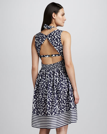 Cote d'Azure Coverup Dress