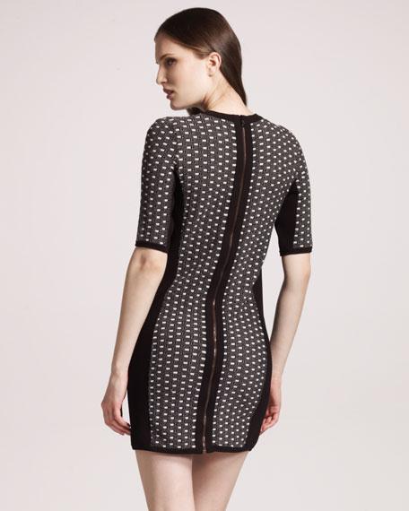 Datia Combo Dress