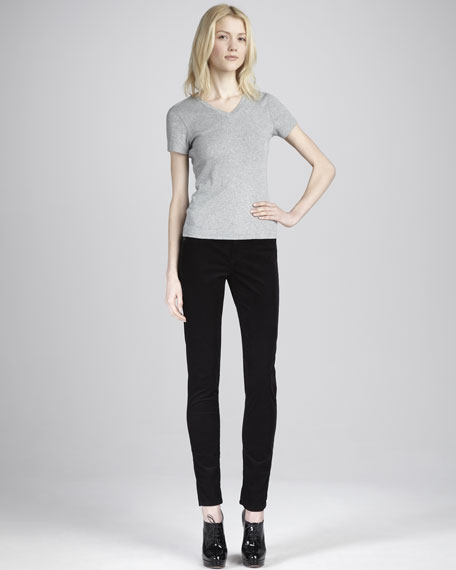 Super Black Legging Jeans