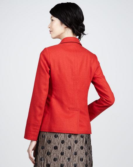 Yelena Felt Jacket