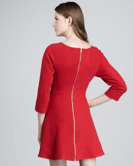 Blythe Wool Dress