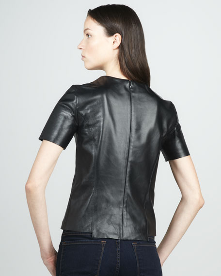 Barcelona Leather Tee
