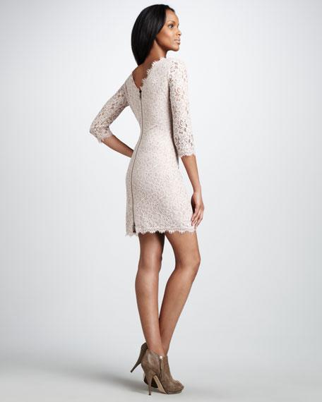 ff0b1ca0de Diane von Furstenberg Zarita Lace Dress