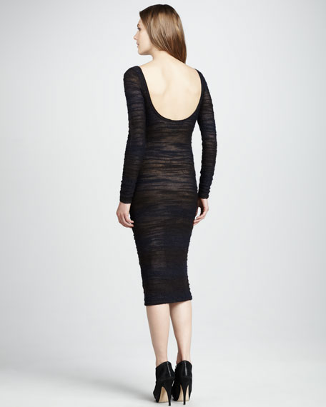 Macie Ruched Dress