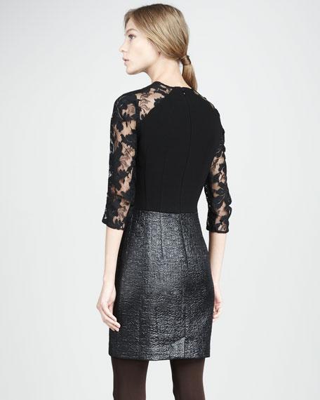 Lustful Lace Dress