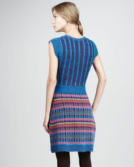 Pentacle Knit Dress