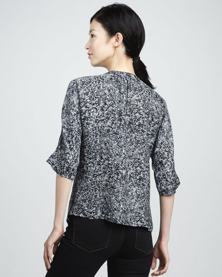 Marru B Printed Blouse
