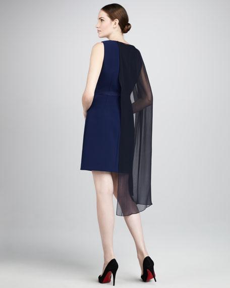 Janelle Drape Dress