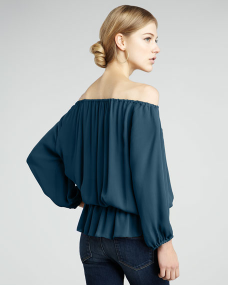 Jefferson Off-The-Shoulder Top