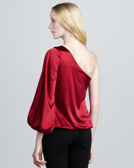 Jenna Single-Sleeve Top