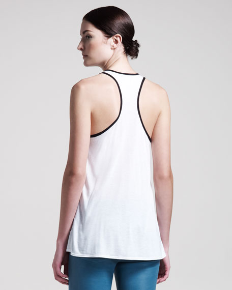 Bird Collage Racerback Tank