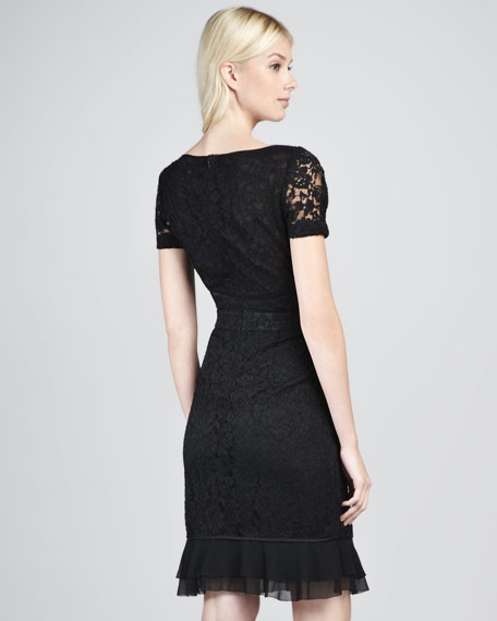 Bovary Lace Dress