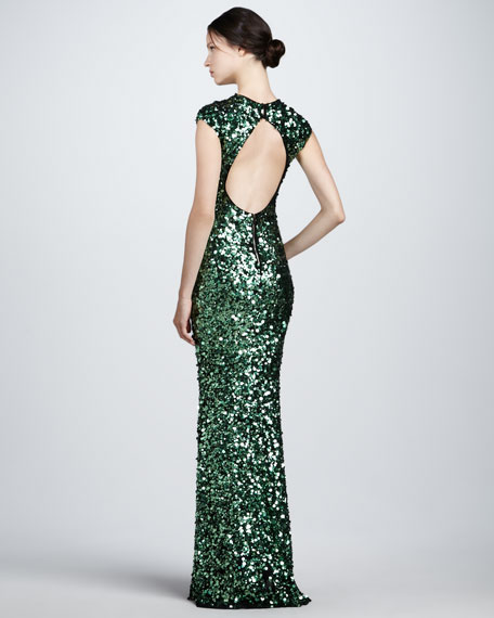 GiGi Sequined Gown