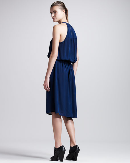 Camilla Blouson Dress