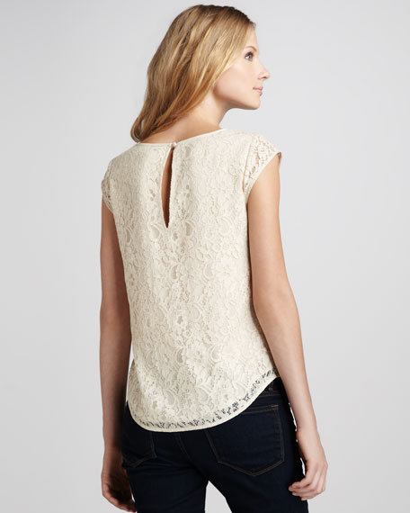 Rancher Lace Top
