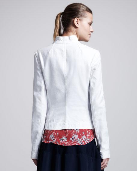 Enmore Open Cotton Blazer