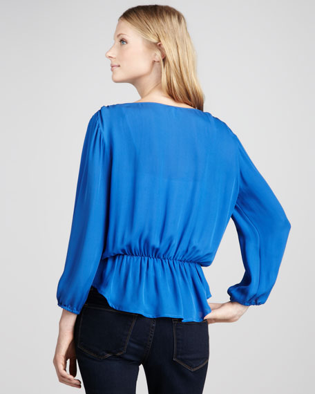 Kolbi Silk Blouse