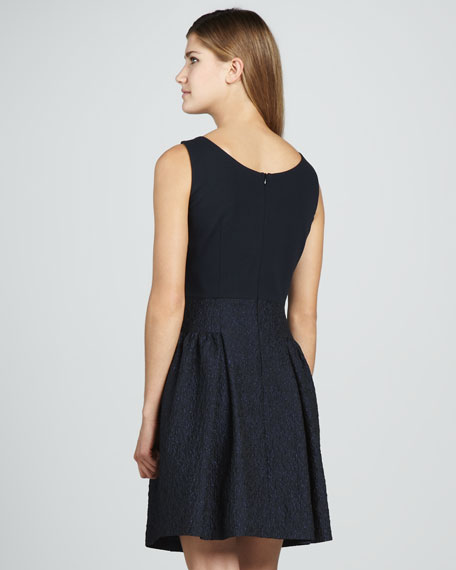 Jess Textured Dress