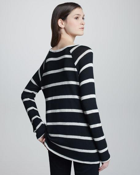 Dalya Striped Sweater