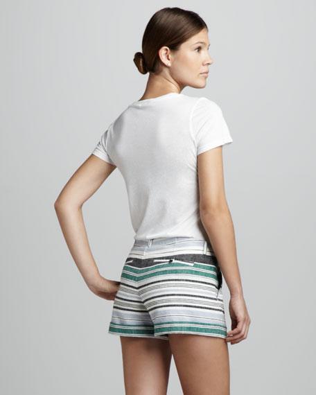 Kimble Striped Shorts