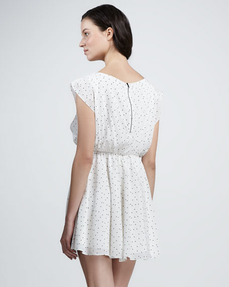 Matilda Polka-Dot Dress