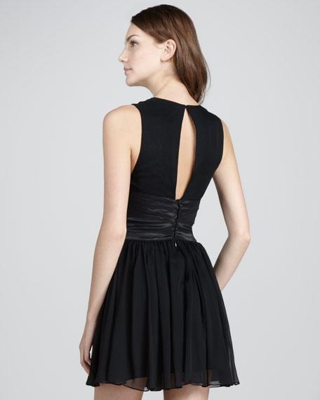 Jana Swingy Chiffon Dress
