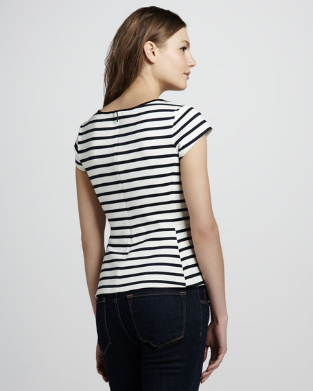 Nyos Striped Top