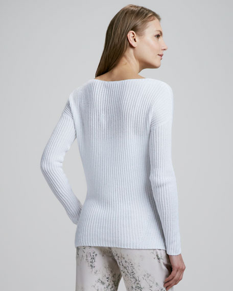 Dafna Ribbed Sweater