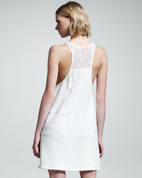 Nola Cotton Racerback Dress