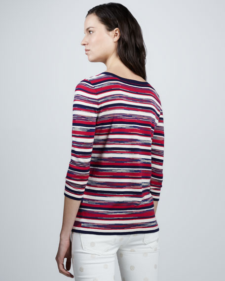 Marion Striped Sweater