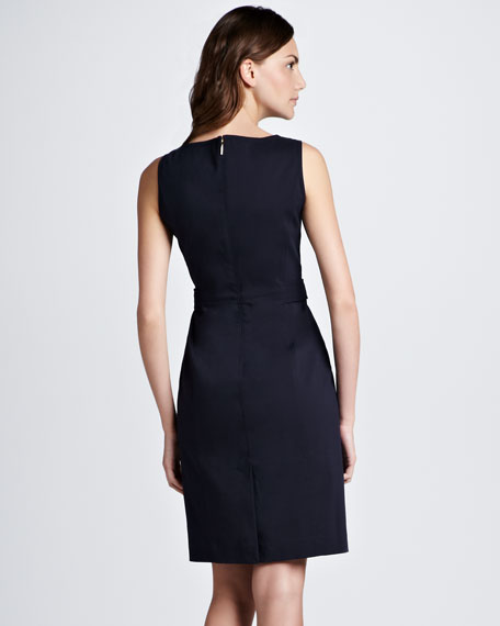 Tayler Tab-Side Dress