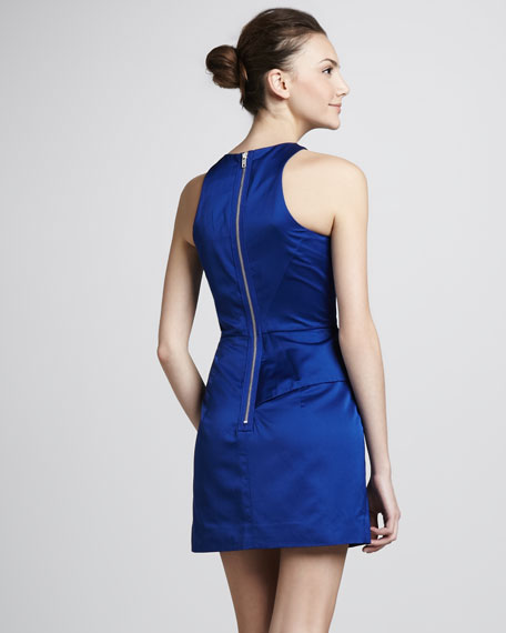 Cascade Sheath Dress