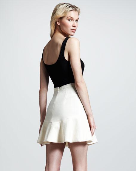 Alicia Flounce Skirt