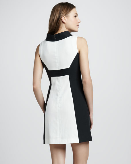 Madison II Collared Dress