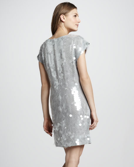 Mick Sequin Dress