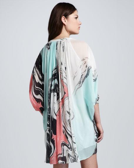 Fleurette Printed Dress