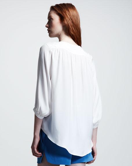 Pantah Silk Blouse
