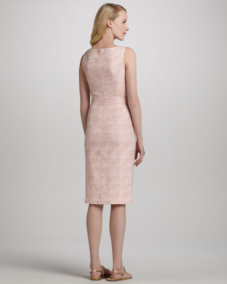 Jayden Tweed Sheath Dress