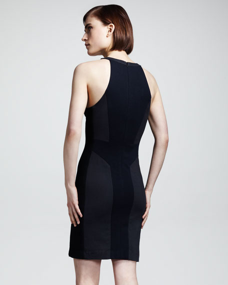 Camden Racerback Contour Dress