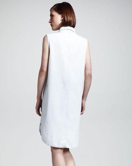 The Norfolk Denim Shirtdress