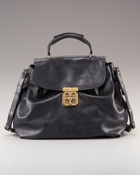 Elsie Front-Flap Bag