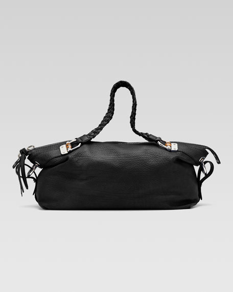 Bamboo Bar Medium Shoulder Bag