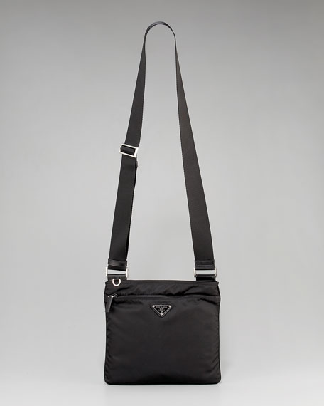 Vela Crossbody Messenger