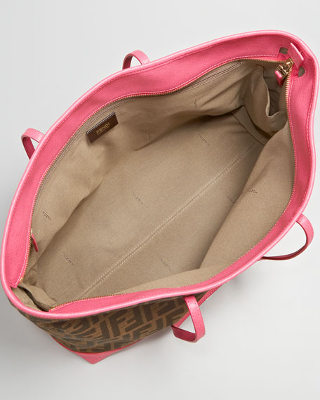 Zucca Canvas Roll Bag
