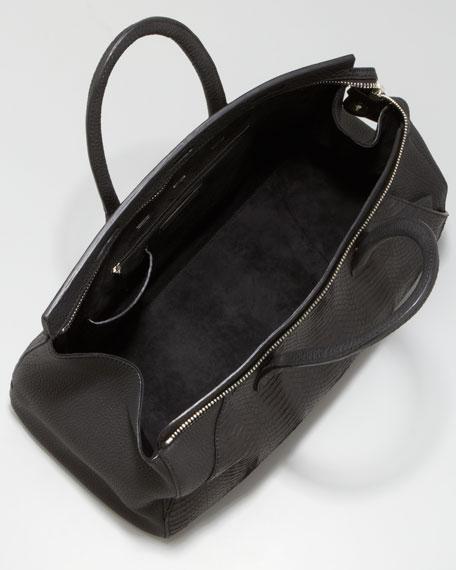 Milano Sunbeam Snake Handbag