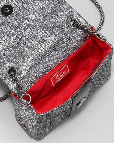 Sweet Charity Glitter Lady Bag